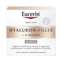 Eucerin hyaluron filler elasticity crema notte 50ml