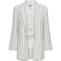 Only rose-letha 4/5 stripe blazer pnt giacca donna