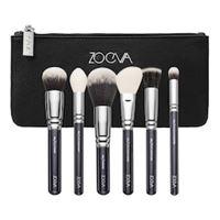 ZOEVA classic face set - set di pennelli per il viso