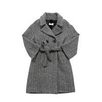MONNALISA cappotto in twill