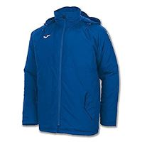 Joma anorak everest giacca a vento da stadio, uomo, blu (royal), s