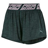 PUMA own it 3 - pantaloni da jogging da donna, donna, pantaloni da jogging, 517391_2, ponderosa pine heather, m