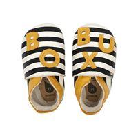 Bobux scarpa neonato soft sole tg. Xl horizon vanilla