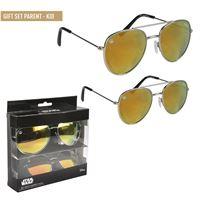Star Wars occhiali da sole family pack set 2pz Star Wars