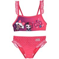 LOL Surprise - MGA costume bambina bikini, due pezzi lol surprise