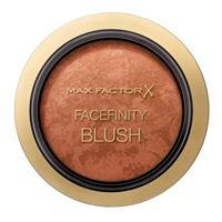 Max Factor fard viso creme puff blush, texture multi-tonale, modulabile e ultra-sfumabile, 25 alluring rose, 1,5 g