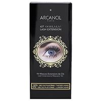 Arcancil kitoohlala lash estensione mascara nero