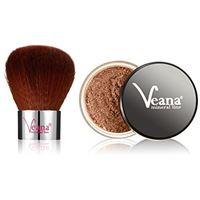 Veana mineral foundation 6 g plus kabuki, 1er pack (1 x 6 g)
