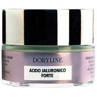 DORYLINE crema viso acido ialuronico, professionale, super idratante di nuova generazione (50ml) eccellente antirughe e anti. Age - 100% made in italy.