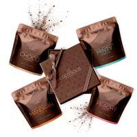COCOSOLIS set scrub al caffè - olii essenziali naturali - la perfetta idea regalo di lusso per donne - 3 scrub corpo e 1 scrub viso (280 gr)