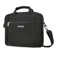 Kensington k62569us custodia per laptop simply portable, custodia per dispositivi da 12, per macbook air, laptop hp, chromebook e tablet, borsa unisex con maniglia e tracolla