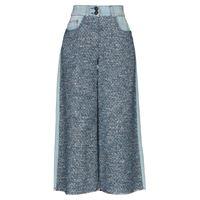 ELISABETTA FRANCHI - capri jeans