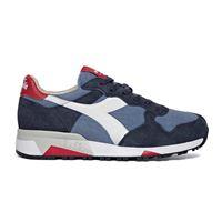 DIADORA HERITAGE sneaker trident 90 stone wash blu