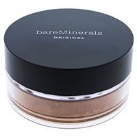 bareMinerals bare minerals original loose fondotinta in polvere spf 15, 24 neutral dark, 8 g
