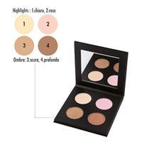 Helan i colori di helan - viso - bio contouring palette 8 ml