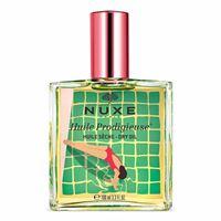 Nuxe huile prodigieuse olio secco multifunzione limited edition corallo, 100ml