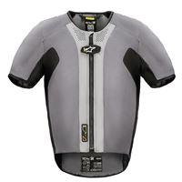 Alpinestars gilet Alpinestars tech air 5 airbag system grigio scuro nero