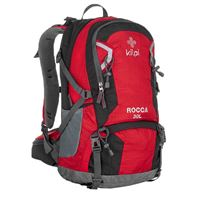 Kilpi rocca 30l one size red