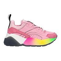 Stella McCartney sneakers donna eco pelle rosa 39