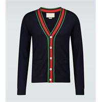 Gucci cardigan in lana