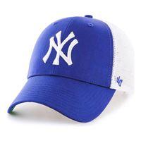 47 Brand cappellino '47 Brand branson mvp youth new york yankees blue white