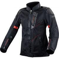 LS2 giacca moto LS2 alba lady jacket black