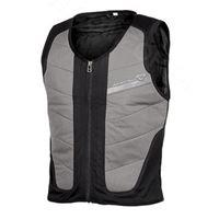 Macna gilet refrigerante Macna cooling vest hybrid grigio nero