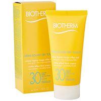 Biotherm sun crema solare viso dry touch, spf 30-50 ml