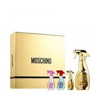 Moschino cofanetto fresh gold cofanetto donna