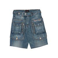 ROBERTO CAVALLI JUNIOR - bermuda jeans