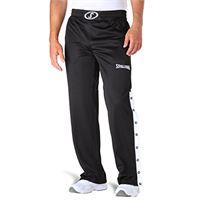 Spalding evolution - pantalone, colore: nero/bianco, taglia xxs