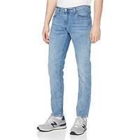 Levi's 511 slim fit jeans, blu rain shower, 30w / 30l uomo
