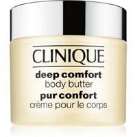 Clinique deep comfort burro corpo per pelli molto secche 200 ml