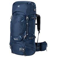 Jack Wolfskin highland trail 45l women zaino con telaio interno con doppio accesso e parapioggia