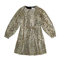 The Marc Jacobs abito a stampa in chiffon