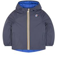 K-Way - reversible down jacket - jacques thermo plus double 4 anni