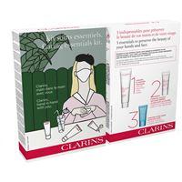 Clarins Cosmetica cofanetto clarins soins essentials