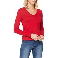 ARMANI EXCHANGE pullover maglione, red liquorice, s donna