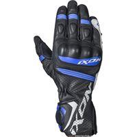 Ixon guanti moto pelle estivi Ixon rs tempo air nero blu