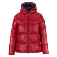 SAVE THE DUCK giacca piumino donna SAVE THE DUCK lucky | rosso