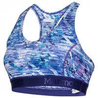 Marmot wm's layer up sports bra top donna