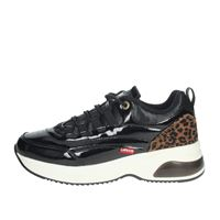 Levi's sneakers donna nero