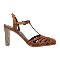 Celine sandali donna pelle marrone 39.5