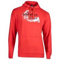 Uyn club skier xs pompeian red