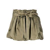 Saint Laurent shorts - verde