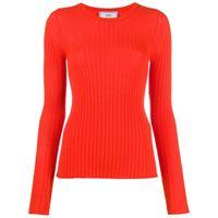 AMI Paris maglione a girocollo - rosso