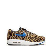 Nike - sneakers air max 1 - men - gomma/pelliccia sintetica/poliestere - 8.5, 9, 9.5 - color marrone