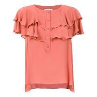 Olympiah blusa sierra - rosa