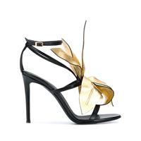 Giuseppe Zanotti sandali lilium - di colore nero