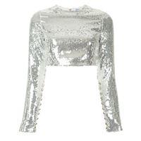 Macgraw blusa prism - argento